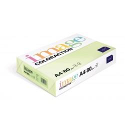 Spalvotas popierius Image Coloraction, A4, 80 g/m², Lemon Yellow (49), 500 lapų pakelyje