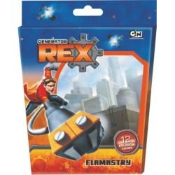 Flomasteriai GENERATOR REX, 12 spalvų