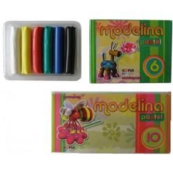Modelinas KOMA, 6 spalvų