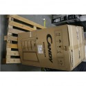 SALE OUT. Candy CCV 200GL Wine cooler, Capacity 120L, Black - DAMAGED PACKAGING, SMALL DENT ON FRONT DOOR TOP