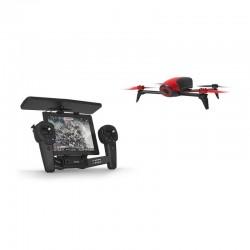 Dronas Parrot Bebop 2 Red & SkyController Black