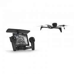 Dronas Parrot Bebop 2 White & SkyController Black