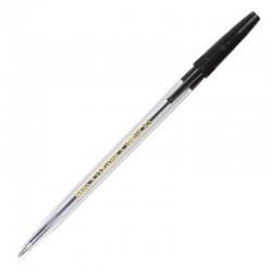 Vienkartinis tušinukas, 0,5mm, juodos spalvos