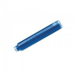 Rašalo kapsulės SCHNEIDER, mėlynos spalvos, 6 vnt.