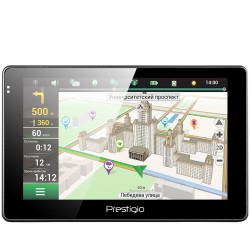 "Prestigio GeoVision 5067, MSTAR 2531A, 800MHz, 5""display CPU, 800*480pixels, 128MB DDR, 4GB Flash, including WinCE label, color"