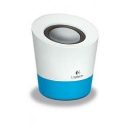 Speakers Logitech Z50, ocean blue After Tests