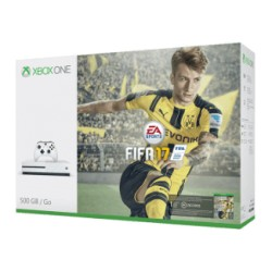 Xbox One S 500GB + Fifa 17 + 1M EA Access AFTER REPAIR/ WITHOUT CONTROLLER