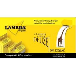 Toner Lambda black | CE505X | CRG719H | 6682 pgs Opened box