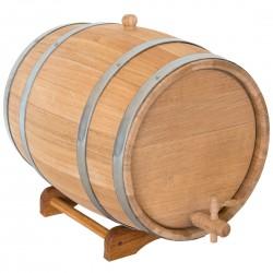 Statinė gėrimams 30 l, ąžuolinė
