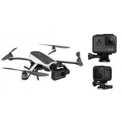 Dronas Karma + Veiksmo kamera GoPro Hero 5