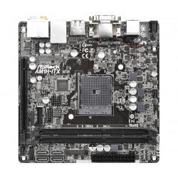 ASRock AM1H-ITX, AMD AM1, DualDDR3-1600, 4x SATA3, HDMI, DVI - AFTER TEST!