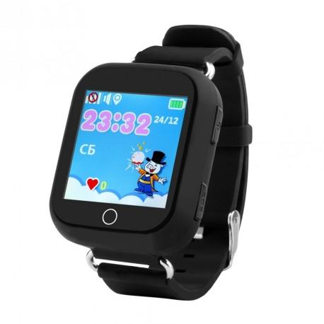 GPS/GSM laikrodis vaiko stebėjimui GW200S, skambinimas, slaptas pasiklausymas, judėjimas, Geo-tvoros, žingsniamatis, pranešimai