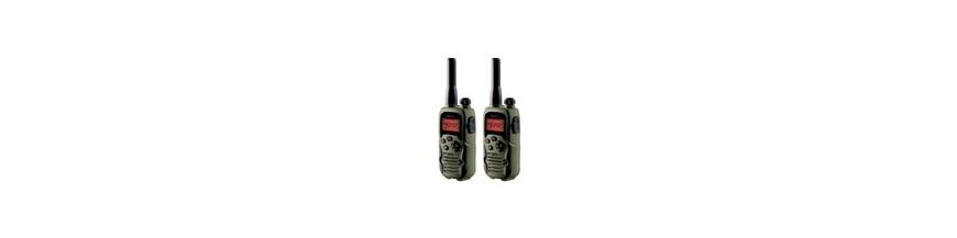 Nešiojamos radijo stotelės