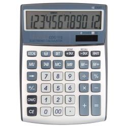 Skaičiuotuvas Citizen CDC-112 su valiutos konvertavimo funkcija