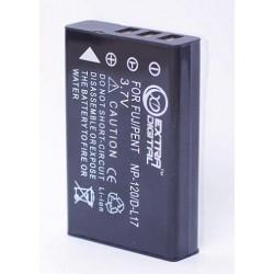 Fuji, baterija NP-120, DB-43, D-Li7
