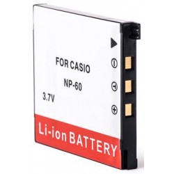 Casio, baterija NP-60