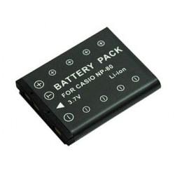Casio, baterija NP-80, NP-82