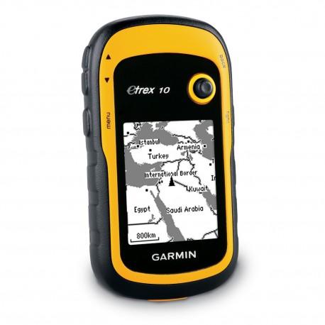GPS imtuvas Garmin eTrex 10