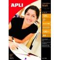Fotopopierius APLI MATT PAPER 120 g/m², A4 formatas, 100 lapų pakuotėje