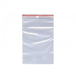 Plastikiniai maišeliai 120 x 170 mm., 100 vnt.
