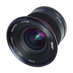 Objektyvas 12mm F2.8 EF-mount