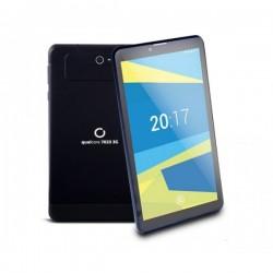 "Overmax Qualcore 7023 3G Black, Dual SIM + Call function, 7"" 1280x720 IPS, Android 5.1, Quad core cpu 1.2GHz, 1GB, 8GB, microSD"