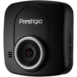 Car Video Recorder PRESTIGIO RoadRunner 535W (WQHD 2560x1440@30fps, 2.0 inch screen, MSC8328Q, 4 MP CMOS OV4689 image sensor, 12
