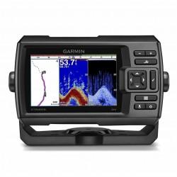 Echolotas Garmin Striker 5cv su GPS imtuvu