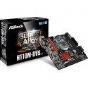 ASRock H110M-DVS R3.0, H110, DualDDR4-2133, SATA3, DVI, D-Sub, mATX