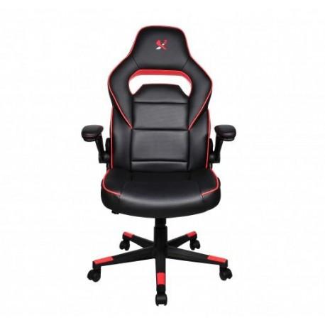 Žaidimų kėdė X2 G7308, juoda. Žaidėjų džiaugsmui ir komfortui!