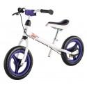 Balansinis dviratukas Kettler Speedy 12.5'' Pablo lily. Itin komfortiškas, lengva vairuoti, manevringas.