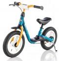 Balansinis dviratukas Kettler Spirit Air 12.5, puikiai rieda, itin komfortiškas ir malonu vairuoti.