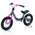 Balansinis dviratukas Kettler Run Air 12.5, mergaitei. Lengvai rieda, manevringas, rankinis stabdis.