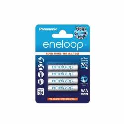 Panasonic Eneloop R03/AAA 750mAh, 4 Pcs, Blister After Repair!