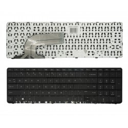 Klaviatūra HP 250: G2, G3 255: G2, G3 256: G2, G3. Su rėmeliu