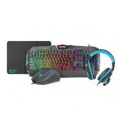 Fury Gaming 4 in 1 THUNDERSTREAK 2.0 (keyboard, mouse, headphones, mousepad)