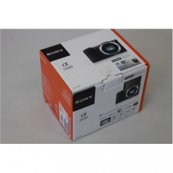 SALE OUT. Sony A5100 Body Black Sony DEMO, SCRATCHED BATTERY