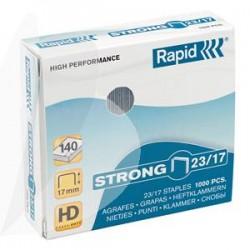 Sąsagėlės Rapid Strong 23/17 1000 vnt