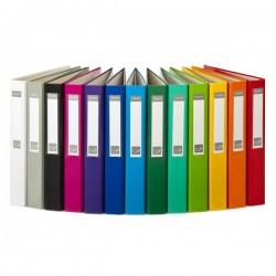 Arkinis segtuvas ekonominis, A4, 50 mm, įvairių spalvų