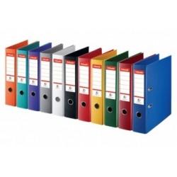 Arkinis segtuvas ekonominis, A4, 75mm, įvairių spalvų