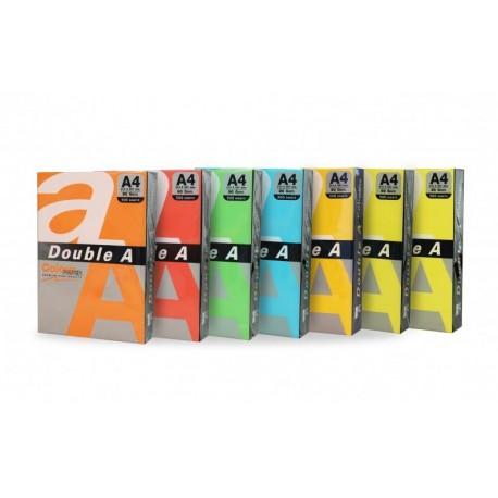 Spalvotas popierius Image Coloraction, A4, 80 g/m², Yellow, 500 lapų