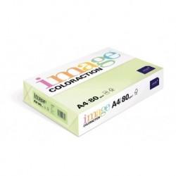 Spalvotas popierius Image Coloraction , A4, 80 g/m2, 50 lapų, lime (žalia)