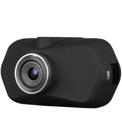 Car Video Recorder PRESTIGIO RoadRunner 140 (FHD 1920x1080@24fps, 1.5 inch screen, NT96223, 1 MP CMOS H42 image sensor, 12 MP ca