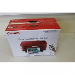 SALE OUT. CANON PIXMA MG3650S Red Canon Multifunctional printer PIXMA MG3650S Colour, Inkjet, All-in-One, A4, Wi-Fi, Red, DEMO,
