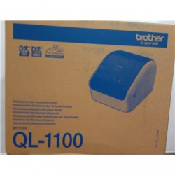 SALE OUT. Brother QL-1100 Label Printer Brother DEMO