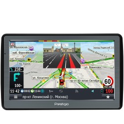 "Prestigio GeoVision 7060, 7"" (800*480) TN display, WinCE 6.0, 800MHz Mstar MSB2531 Cortex A7, 128MB DDR, 4GB Flash, 1500mAh batt"