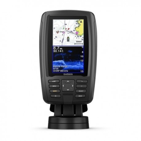 Garmin ECHOMAP Plus 42cv Ploteris su navigacija