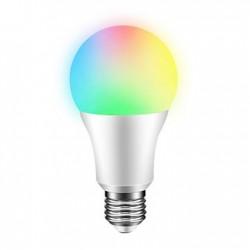 Išmanioji lemputė (2700-6500K&3WRGB full color)