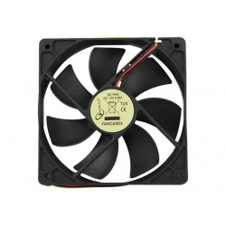 GEMBIRD FANCASE3 Gembird Fan for PC 120m