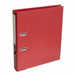 Arkinis segtuvas ekonominis, A4, 50mm, raudonos spalvos
